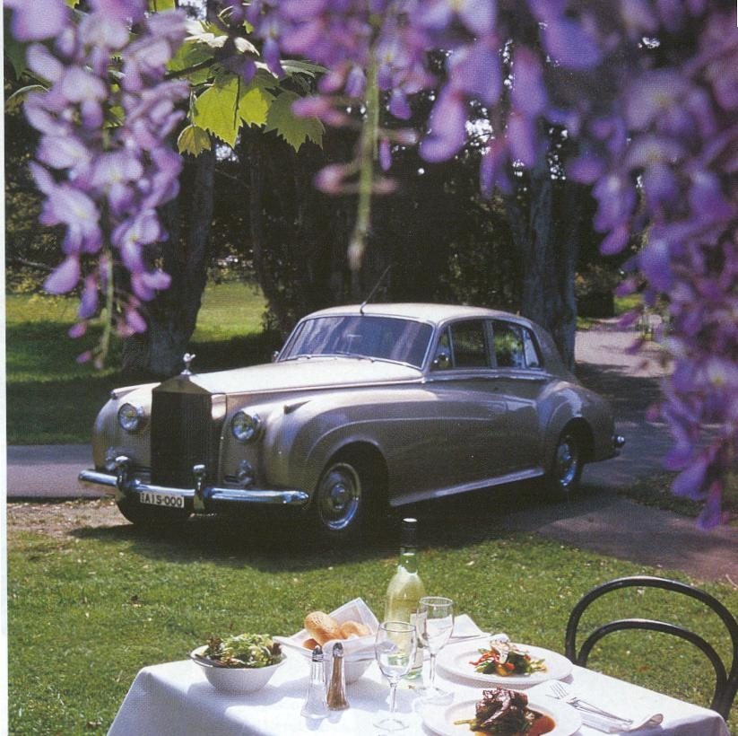 Arrive in Style in Vintage Cars   Australia In Style