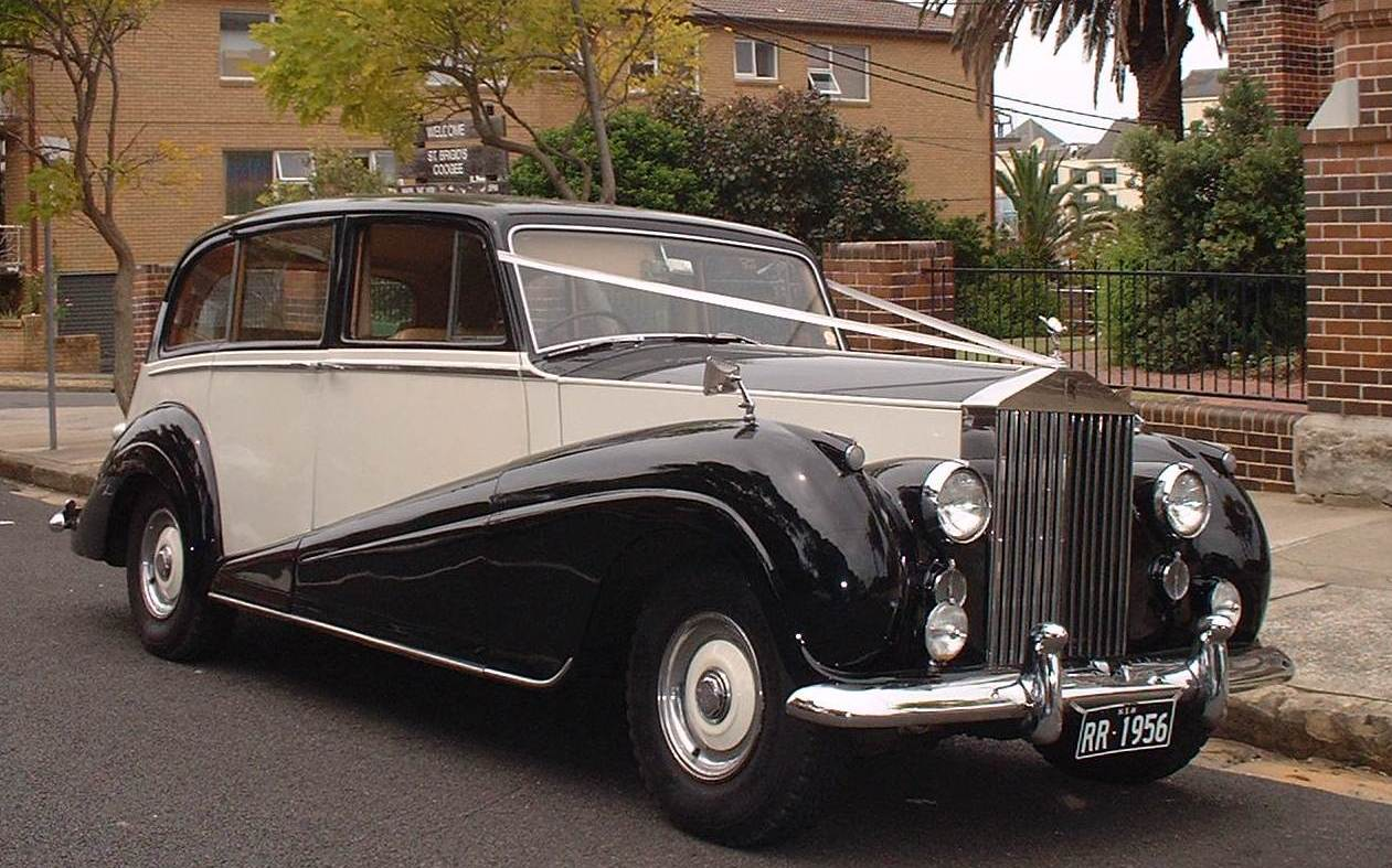 Vintage Rolls Royce Wedding Hire 118