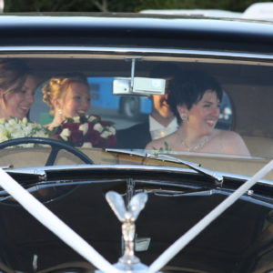 classic rolls royce limousine for hire