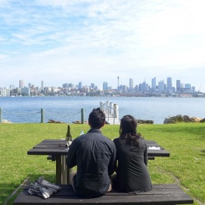 book your wedding proposal at sydney island picnic