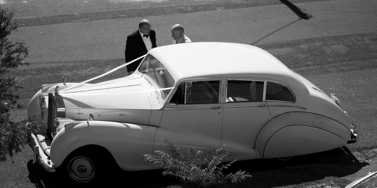 Wedding Car Package For Bridal Party Of 8