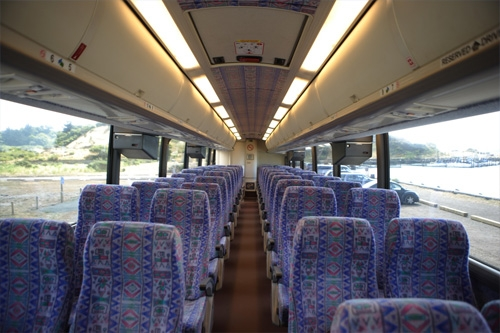 mini bus and coach shuttles and transfers