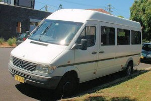 executive mini bus for hire sydney