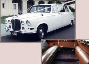 6 seater classic wedding car for hire