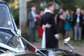 rolls royce wedding car sydney