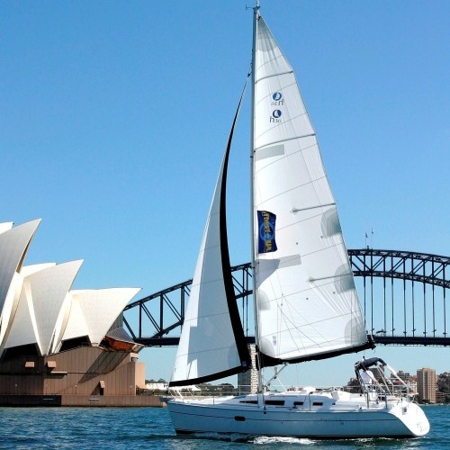 book your sydney harbour sail followed by fine dining