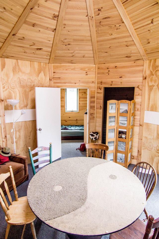 eco friendly romantic accommodation