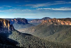 blue mountains sydney accessible vista