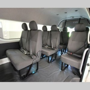 wheelchair accessible vehicle-self drive for hire