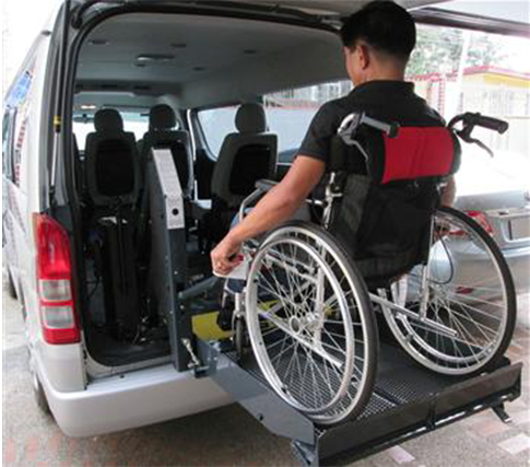 self drive wheelchair accessible vehicle - self drive