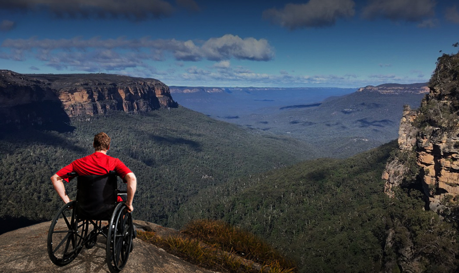 accessible Blue Mountains Sydney