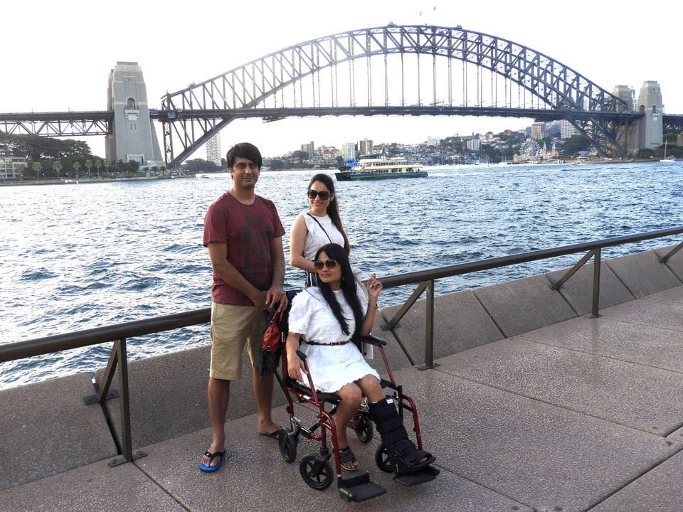 accessible tour sydney
