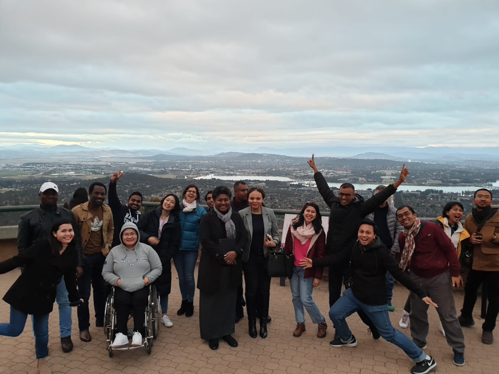 sydney tour with wheelchair user
