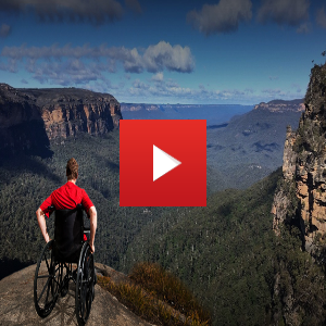 wheelchair accessible blue mountains tour sydney